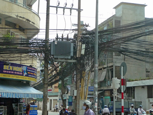 Power cable overload