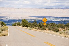 Rim Rock Drive - Colorado National Monument (kmanohar) Tags: travel landscape scenery colorado roadtrip downhill journey roadtripusa nationalparkservice nationalmonument americanwest grandjunction fruita steepgrade coloradoroadtrip americansouthwest coloradonationalmonument civilianconservationcorps coloradoplateau getaways thewest scenicdrive coloradoscenery westerncolorado westernusa aridregion coloradoutahborder grandjunctioncolorado semidesert mesacounty rimrockdrive laramideorogeny distantmountains highplateau steeproad uncompahgreplateau fruitacolorado americanroadtrip neverendingroad coloradophotography beautifulcolorado widevista westernamerica sceniccolorado mesacountycolorado drycolorado scenicroadtrip roadintohorizon dryusa dryplateau americansouthwestroadtrip semiaridregion aridcolorado americanwestlandscape aridusa downhillroad coloradonationalmonumentphotography