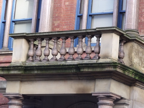 The Birmingham Assay Office - Newhall Street - Corinthian Columns