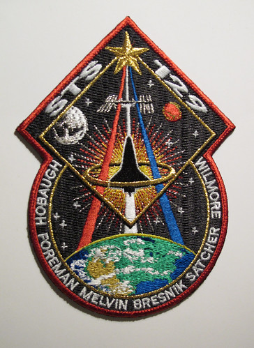 Space Shuttle Atlantis STS-129 Patch
