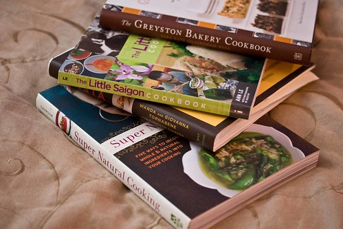 cookbooks, everywhere