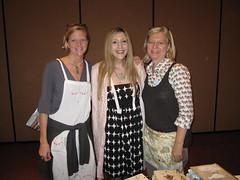 Rebecca, Me and Charlotte!