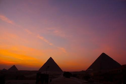 Cairo - Giza Pyramids - 55