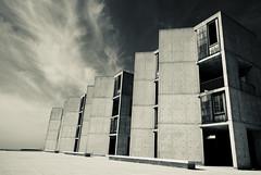 Salk Institute (gloomygoose) Tags: california architecture sandiego lajolla institute salk