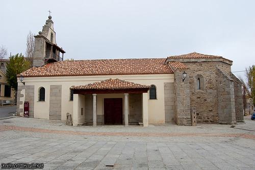 Iglesia de Santa María de la Alameda