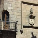 Cáceres: carvajal esquina