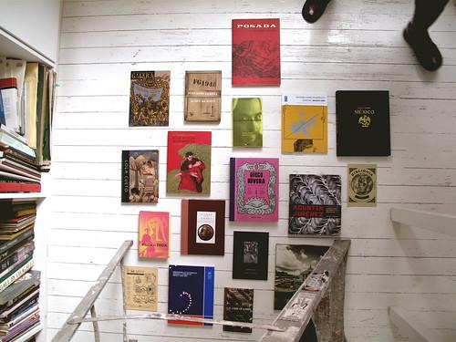 Libros y libros. Nuestros libros. Hacemos libros.