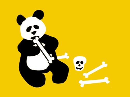 Panda murder