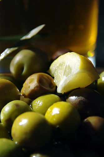 olives-and-lime