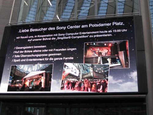 SingStar@Sony Center_20091128