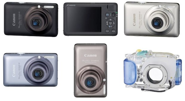 Canon Powershot SD940 IS / Digital IXUS 120 IS