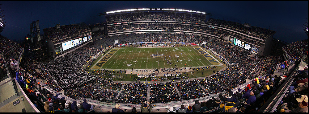 Lincoln Financial Field | Army-Navy 2009