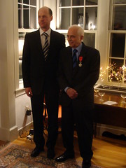 DSC05027Lgion d'Honneur's ceremony (9th of December, 2009) (France in New England) Tags: anthony christophe duno guilhou