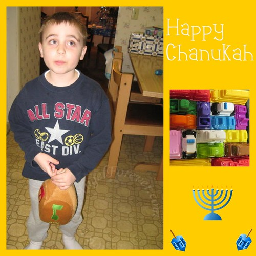 Chanukah fun time