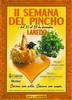 II Semana Del Pincho Brochure (cover)