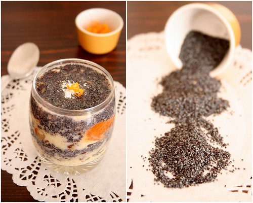 Poppy Seed Pudding