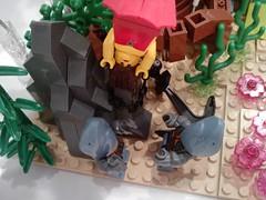 P1245_26-12-09 (Bart Willen) Tags: sea people grass clamp temple shark weed rocks ship turtle shell statues crab atlantis sail loch mermaid wreck medusa ness nessie squidd merdine