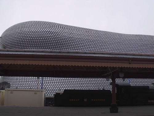 Selfridges, Moor Street Station and Great Western - No 2885