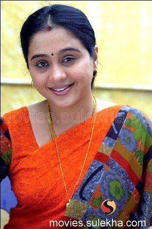 Actress Devayani