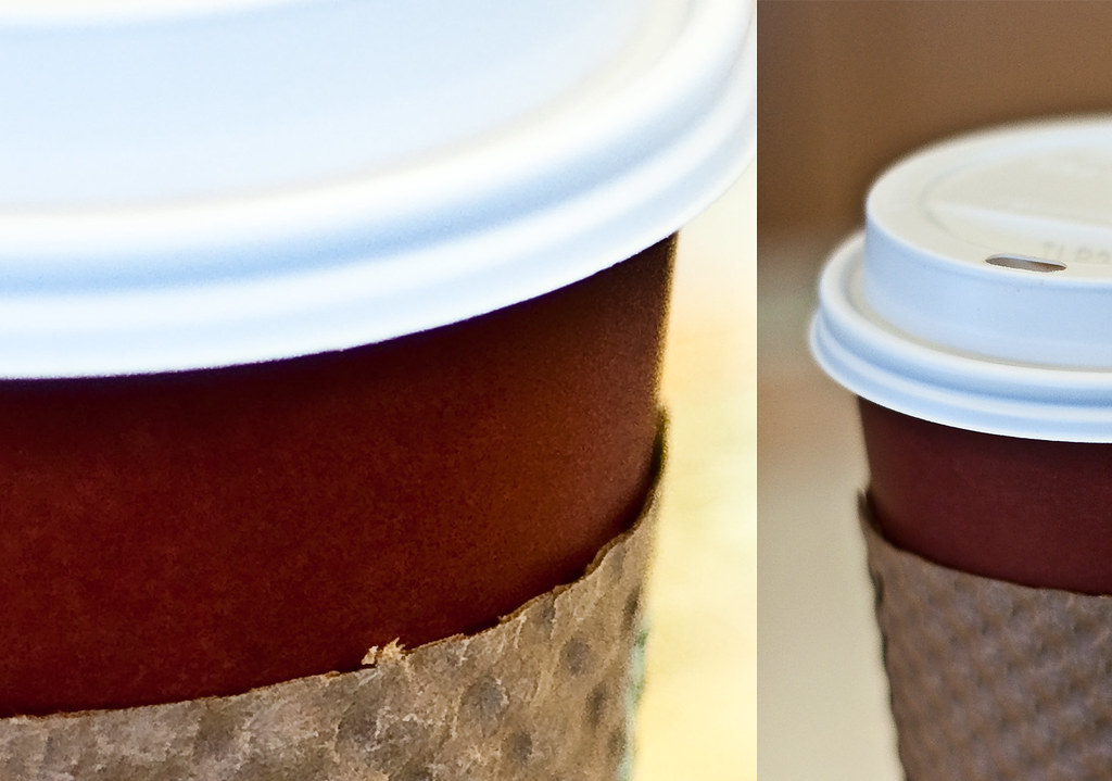 Coffee diptych