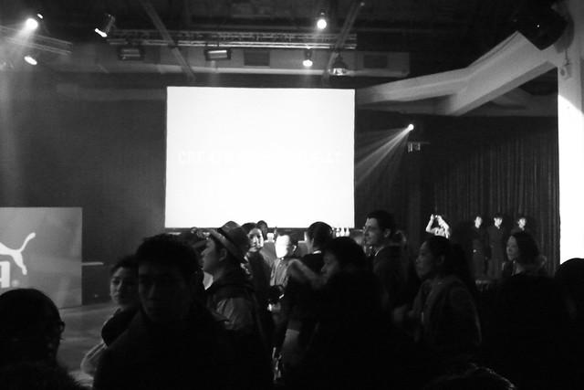 puma fashionshow 2010ss