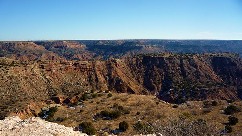 Palo Duro Canyon Park