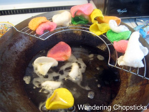 Banh Phong Tom (Vietnamese Shrimp Chips) 6