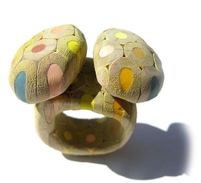 Maria Cristina Belluci pencil jewelry 3