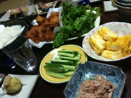 大晦日の晩餐2009 - shiia