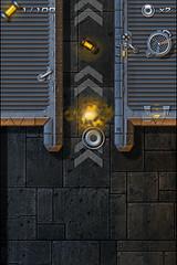 dark neblaと言うiPhone用ゲームが期間限定無料。超面白い。オススメ。 http://itunes.apple.com/jp/app/dark-nebula/id331149690?mt=8