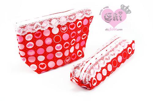 ekilove valentine pouch