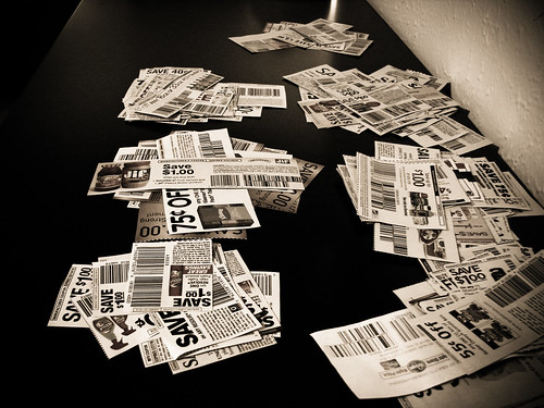 21/365: Couponing