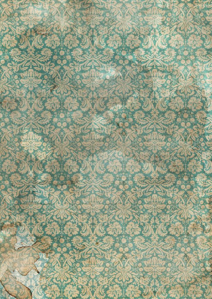 Vinatge Wallpaper Texture - 7