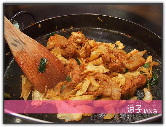 柳家 韓式料理07