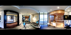 Gym (rival412) Tags: africa panorama property 360 capetown penthouse gym sauna mostexpensive