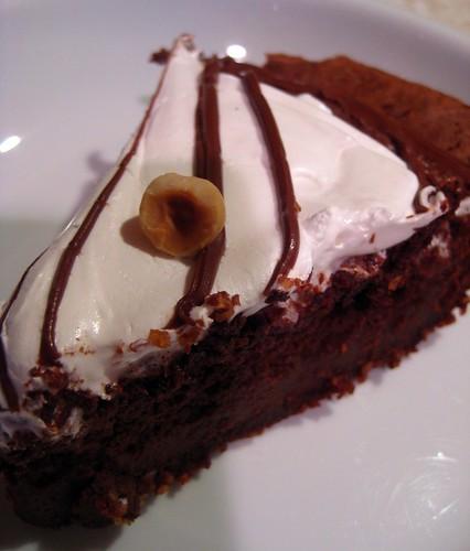 Nutella Skillet Cake