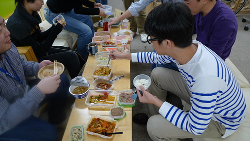 1/25 Lunch Party