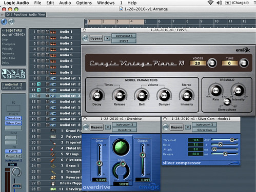 logic: evp73 screenshot