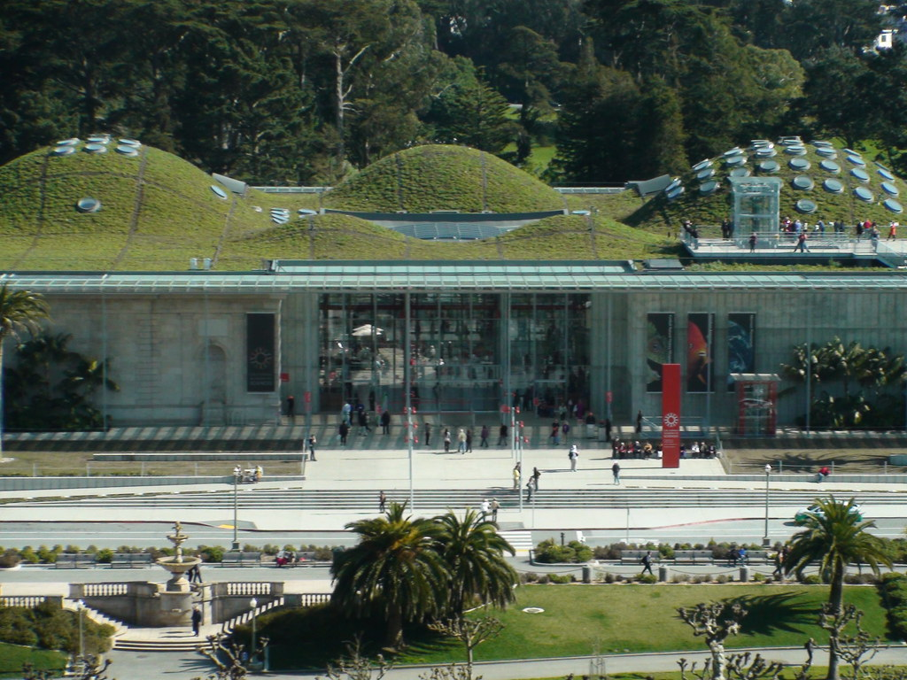Renzo Piano: California Academy of Sciences in San Francisco