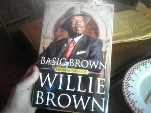 willie brown irina slutsky