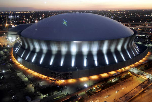 brah blog: superdome