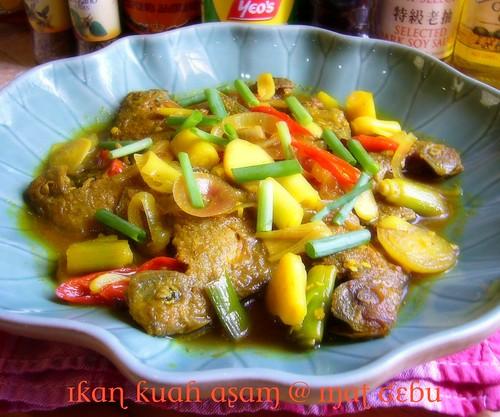 Ikan Kuah Asam