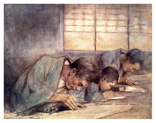009-Fabricantes de plantillas-Japan  a record in color-1904- Mortimer Menpes