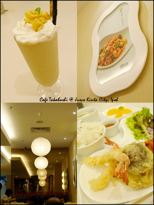 Cafe Takahashi @ Jusco Kinta City