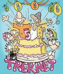 TrekNet turns Five