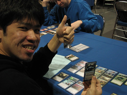Yes, Watanabe drafted Jace