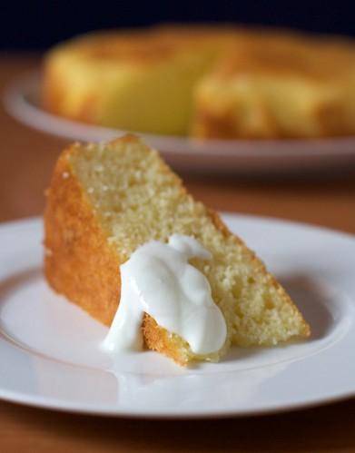 Cake au yogurt