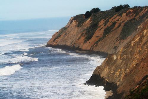 Pillar Point Cliffs