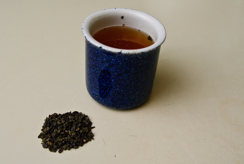 Day 138: Tea for Me