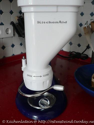 Röhrennudelaufsatz KitchenAid
